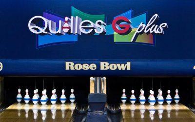 Quilles G Plus Rose-Bowl