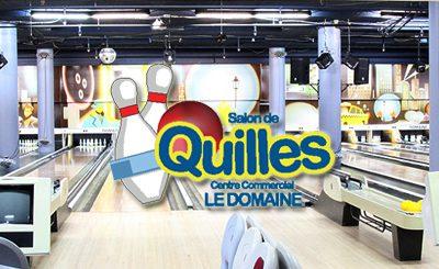 Salon de Quilles Domaine