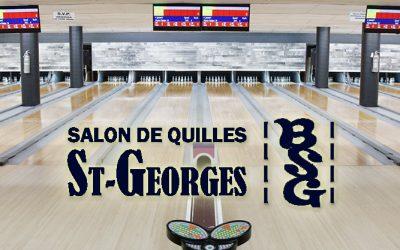 Salon de quilles St-Georges