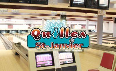 Salon de Quilles St-Janvier